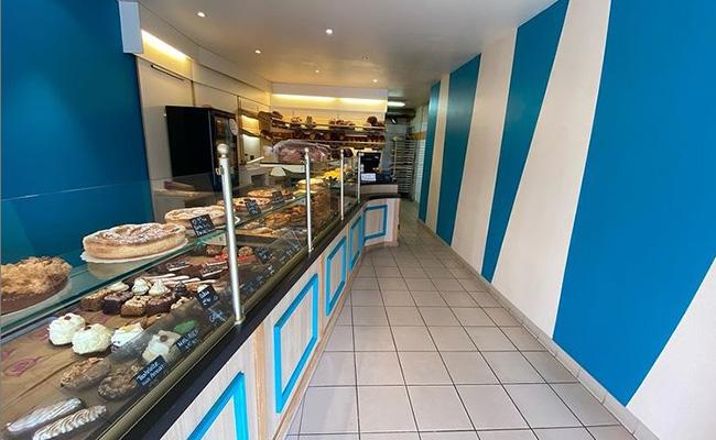 Boulangerie pâtisserie Sainte-Cécile