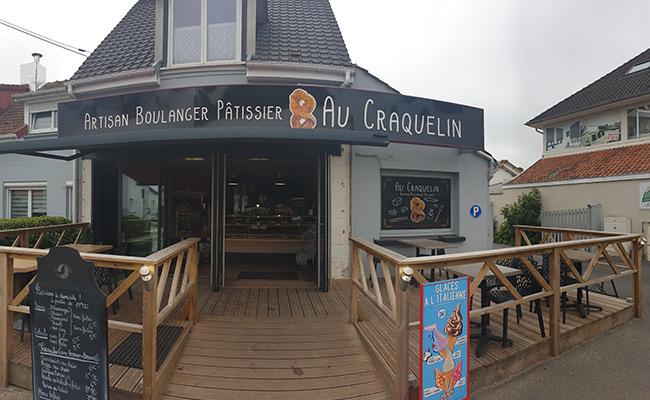 Boulangerie pâtisserie Cucq